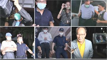 快新聞/立委涉收賄案12人遭起訴 蘇震清2580萬收最多 陳唐山獲不起訴
