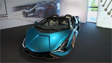 藍寶堅尼最新敞篷跑車 全球限量19輛全賣光