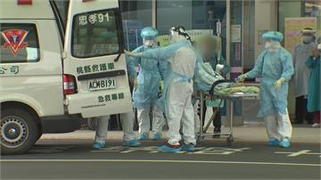 護理師案863的婆婆 確診當晚過世 全家七人六染疫 部桃協助後事處