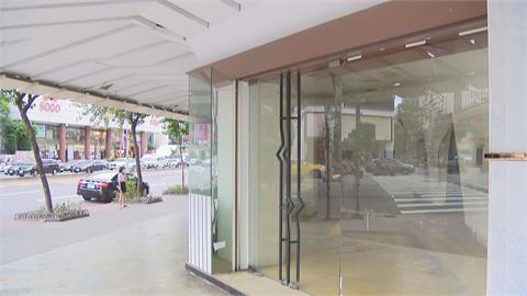 疫情衝擊東區商圈 黃金三角窗店面沒人租