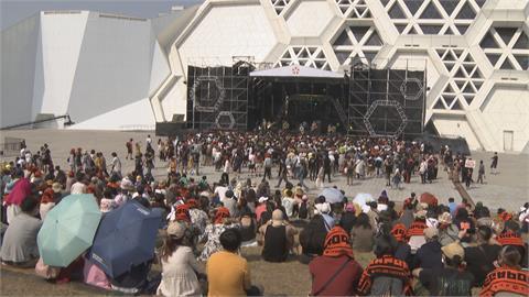 史上最鬧熱 大港開唱回來了!10舞台120歌手輪番上陣 估湧上萬人