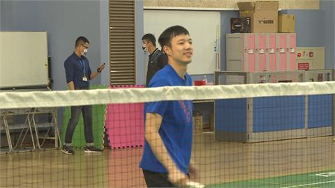 東奧/26歲羽球王子 王子維黑馬闖東京奧運