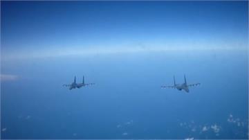 共軍殲11飛越台海中線 與我軍機對峙10分鐘