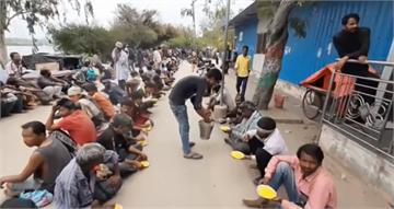英牛津大學研究 印度近6千萬窮人武肺高風險