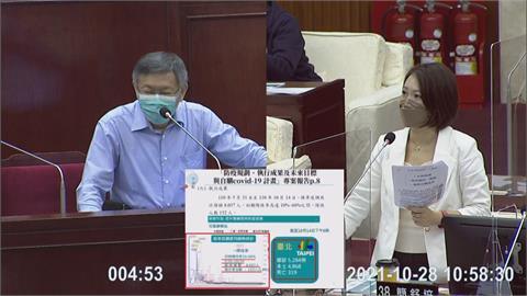 快新聞/議員質疑「精準疫調」僅查出132人陽性 北市衛生局:同心圓模式執行