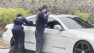 快新聞/新竹台3線離奇命案! 1男陳屍轎車後座遭棉被包裹