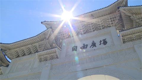 快新聞/好熱! 台北等4縣市高溫「橙燈」氣溫飆36°C