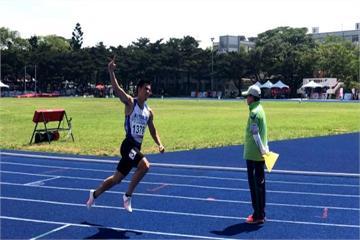 楊俊瀚200公尺破全國紀錄 向俊賢獲亞運門票