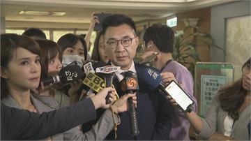林為洲臉書喊「支持拜登」江啟臣打臉:國民黨不會評論