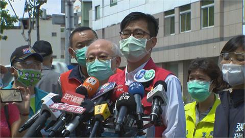 快新聞/高雄仁惠醫院員工確診急採檢94人 1護理師檢驗陽性