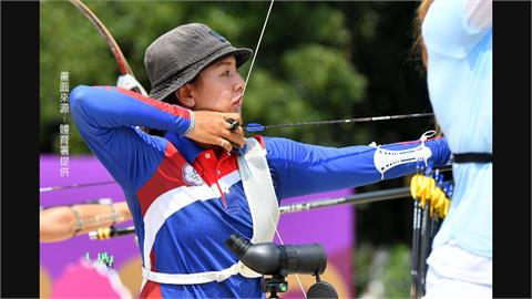 台灣射箭女團排名賽第7 總教練:未發揮實力