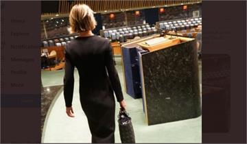 快新聞/克拉夫特卸UN大使 推特附「台灣黑熊布偶」籲各國挺台灣