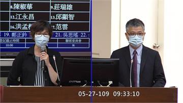 「邀國立大學校長列席浪費生命」 蔡壁如遭轟不懂議事