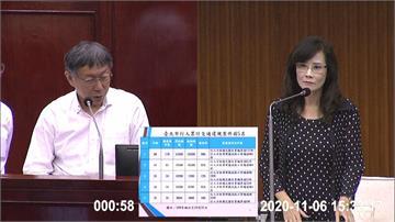快新聞/民進黨美大選押錯寶? 柯文哲:台灣自己要夠強才有談判空間