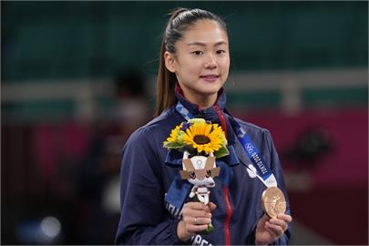 東奧/曾扭傷髖骨坐輪椅!文姿云差點比不了奧運 挺過低潮奪銅破紀錄