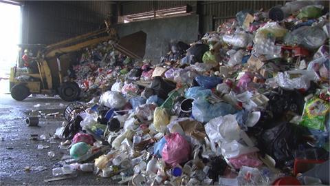 全台年廢棄物達986.9萬噸 再創歷史新高
