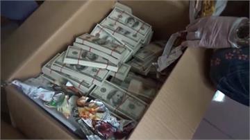 警破台灣最大偽美鈔集團!流入市面至少百萬
