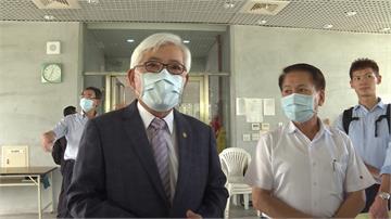 李進勇視察罷韓選務 呼籲選民「珍惜自己、尊重別人手中選票」