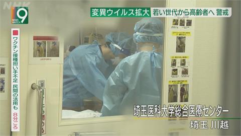 沖繩疫情急速蔓延、重症病床使用率破七成 籲請中央政府宣布緊急事態宣言