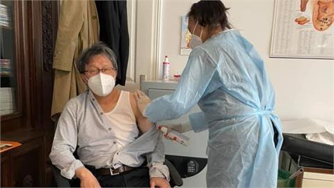 德國人問「台灣有發展疫苗嗎」他暖心回答 高端過關謝志偉超感動