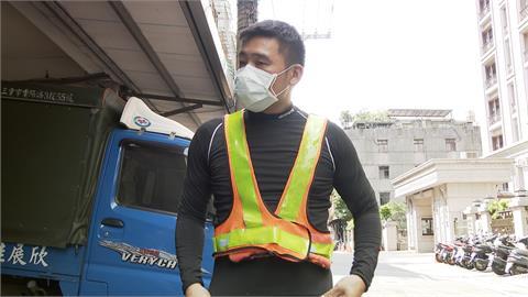 26歲做清潔隊憂被嘲笑!清潔隊員:工作有保障
