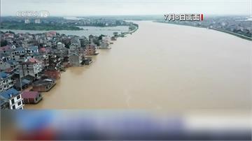 長江太湖水位超標!湖北、湖南山崩 多人遭活埋