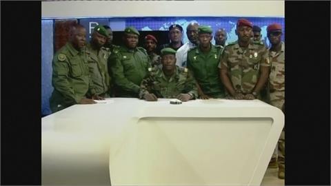 西非幾內亞驚傳政變 總統官邸槍聲大作