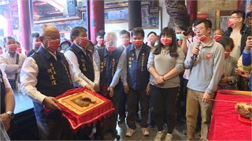 新港奉天宮抽國運籤「上吉」動盪終有貴人相助 疫情四月緩解