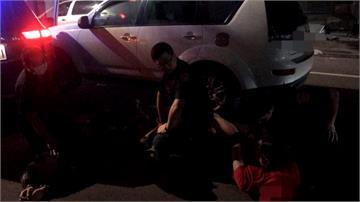 越南移工擁槍與其他派系爆衝突 警方趁糾眾談判逮捕9人
