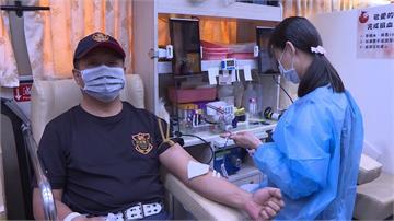 捐血送招財錢母套幣 解決中部缺血荒