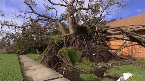 全球/怪獸颶風艾達橫掃 路易斯安納州沒水沒電