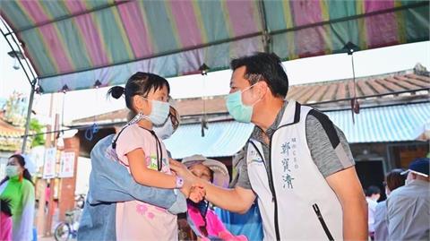 新竹女生8胎「救國」!鄭寶清籲總統召見 送百萬獎金加住宅