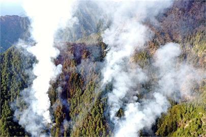 喬建中釀玉山大火最重判7年 起訴書指犯後試圖誤導偵查