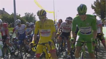 環法自行車賽最終日限五千人戴口罩觀賽