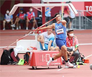 東奧/田徑代表隊結束東京奧運之旅 蘇貞昌致謝:能參賽都是台灣的驕傲