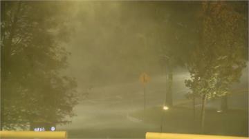 「怪獸模式」撲美! 四級颶風蘿拉 恐引發致命暴潮