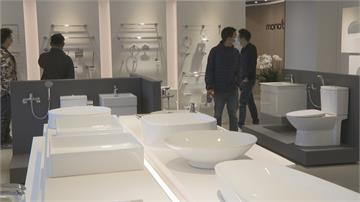衛浴產品也是藝術品!業者成立高雄旗艦店