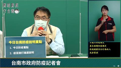 快新聞/台南連28天加零!莫德納疫苗早預約完「沒多到可回收」