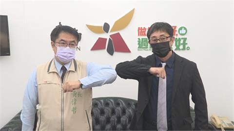感謝日本捐台灣疫苗  黃偉哲:旅居台南日僑優先打