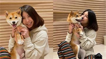 46歲許茹芸與韓籍老公相戀7年感情超甜蜜 另類放閃曬「老公視覺」逆天大長腿美照