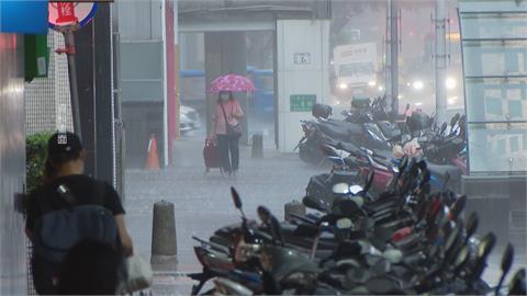 梅雨鋒面要來了!週六西半部 北至南有短暫雨