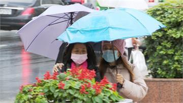 快新聞/4縣市大雨特報「全台有雨」 今晨平地最低溫新北五股12.8°C