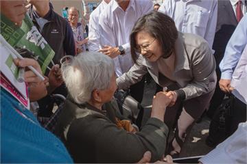 快新聞/始終記取2018年市長選舉教訓 蔡英文:我們會繼續努力「讓台灣更好」