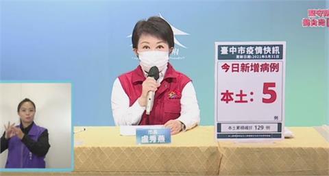 快新聞/「蔡總統現在是怎樣?」 盧秀燕怒批全民沒疫苗太離譜:中央別畫大餅
