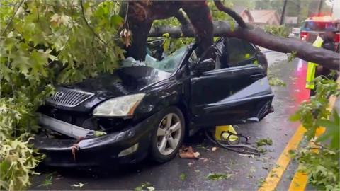 熱帶風暴襲美東南部 豪雨成災釀12死