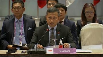 東協與中國 同意按照「南海行為準則」談判