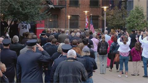 911恐攻20週年紀念追思 罹難者遺孀憶與夫最後通話淚崩