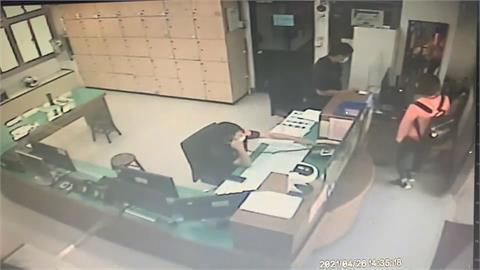 收中華郵政繳關稅簡訊 帳號密碼被盜 郎祖筠險遭詐13萬