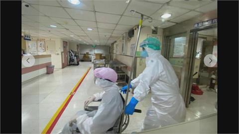 護理人員協助北病南送 到院熱衰竭脫水暈倒