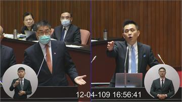 快新聞/藍營告「蘇貞昌違法」逼問是否查辦 徐國勇:內政部長無法指揮個案